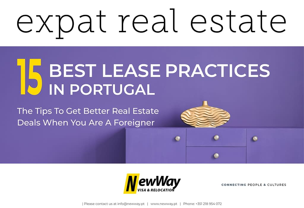 !5 melhores práticas para arrendar em Portugal